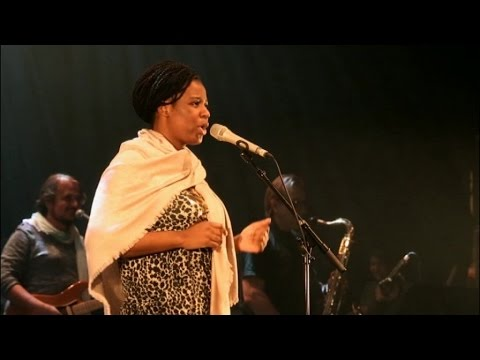 Cameroun, Charlotte Dipanda à l'Olympia