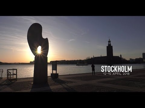 Short Video of the Prelate's Trip to Sweden (April 2018)