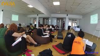 Тренинг Практическая диетология в фитнес-центре