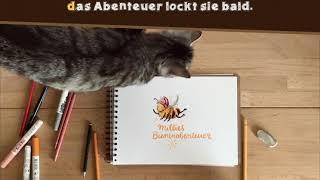 #KulturDigital: Bienenabenteuer #1 - Enna Miau