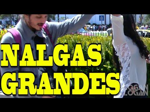 Mujeres Nalgonas (Quito) | Logan y Logan