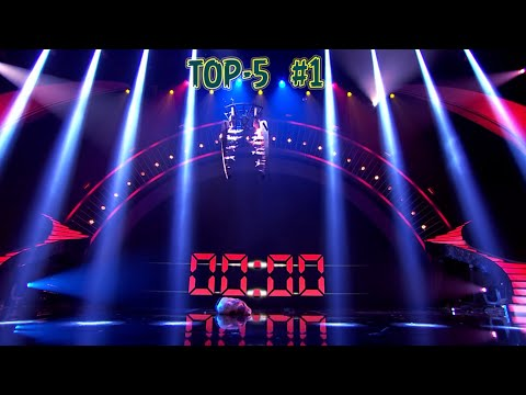 TOP-5 ЛУЧШИХ ТАЛАНТОВ
