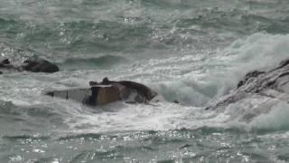 Catamaran Sinking in NaiHarn, Phuket