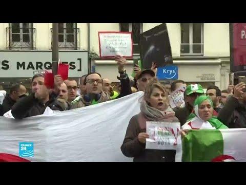 مؤيدون ومعارضون لانتخابات الجزائر..وجها لوجه  - نشر قبل 57 دقيقة