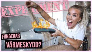 TEST: fungerar värmeskydd för håret egentligen?