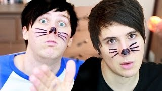 One of AmazingPhil's most viewed videos: Phil is not on fire 5