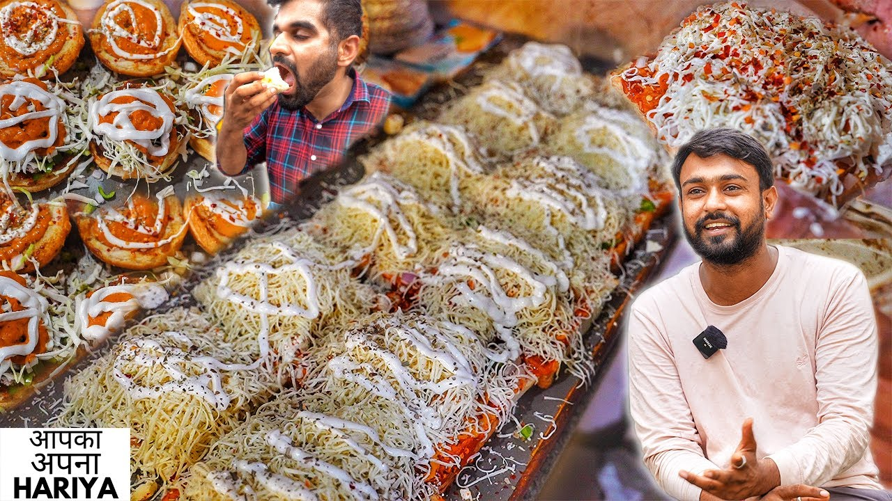 Indian Street Food ke CA | 5000+ Daily Sale | Dabeli, Puffiza, Sing-Sev @ ₹15 Only!