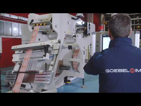 DOC 120: Single Frame Doctoring & Rewinding Machine for a Wide Range of Materials