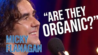 Micky Flanagan Goes All MIDDLE CLASS! | Micky Flanagan