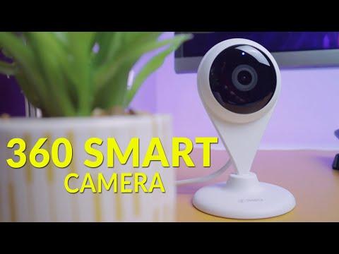 360 AI Powered Camera
