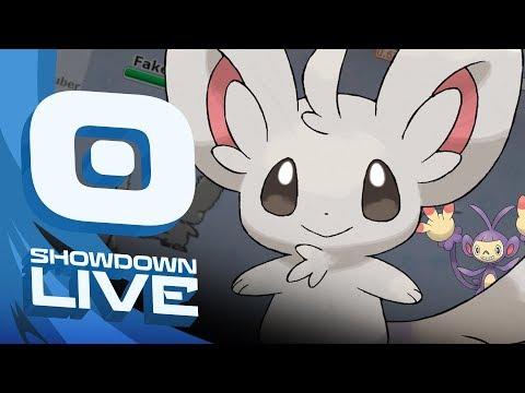 """FAKE AMBIPOM!"" Pokemon Ultra Sun & Moon! LC Showdown Live w/PokeaimMD, Chimpact, Gator & Moet!"