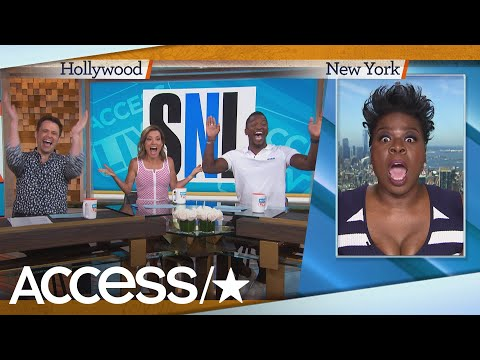 Leslie Jones' Reaction To Her Surprise Celeb Message Is Everything! | Access