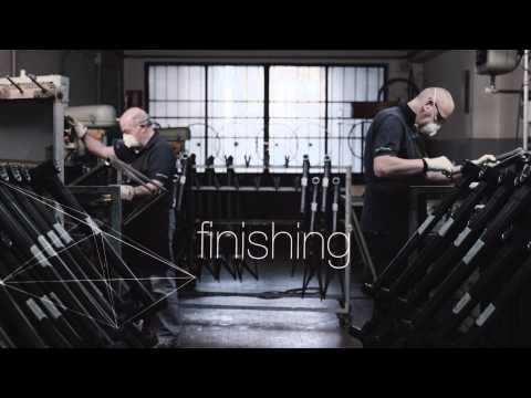 Video: How Carbon Colnago Frames Are Handbuilt in Italy