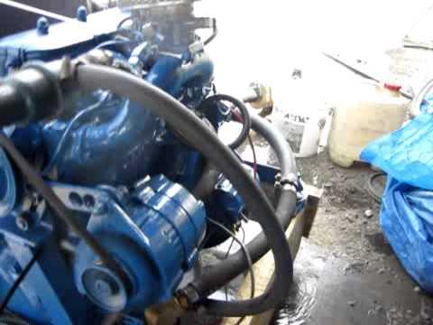 Mercedes benz om636 marine engine youtube for Mercedes benz marine engines