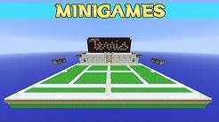 Wieviele Sätze haben wir schon? xD - Minecraft Tennis [ Deutsch | HD ]