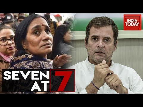 Seven At 7 | Top Headlines Of The Day | India Today | January 17, 2020
