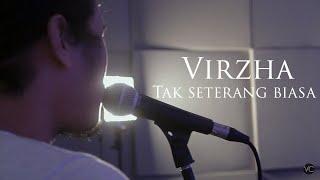 Virzha - Tak seterang biasa (Live Session)