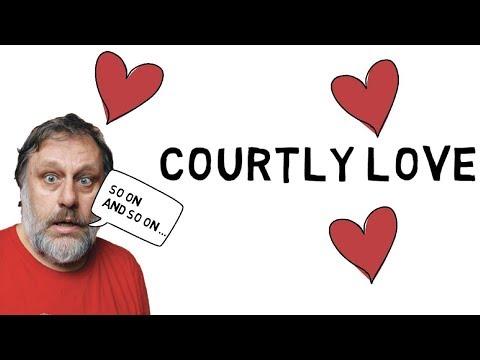 Slavoj Zizek 'Courtly Love' EXPLAINED
