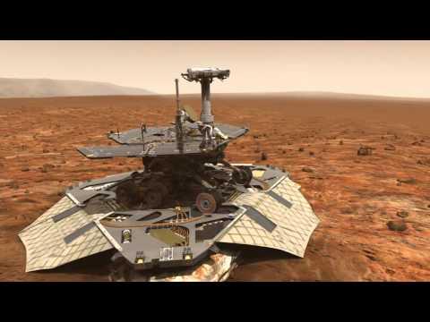 Mars Exploration Rover 2003 (HD)