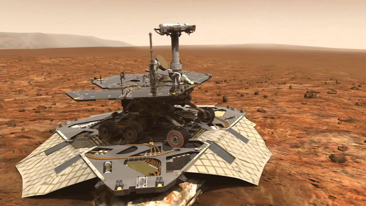 new mars exploration rover - photo #12