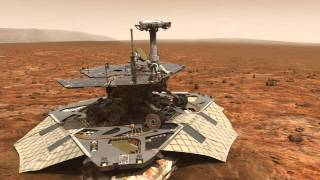 Mars Exploration Rover 2003 (HD)