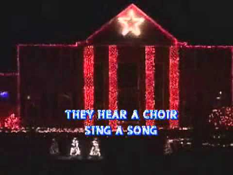 Karaoke - Mary's Boy Child - Christmas Traditional