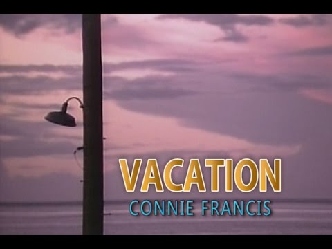 VACATION (カラオケ) CONNIE FRANCIS
