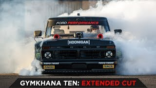 Ken Block's GYMKHANA TEN: Extended Cut: ROUTE 66 | TOYO TIRES