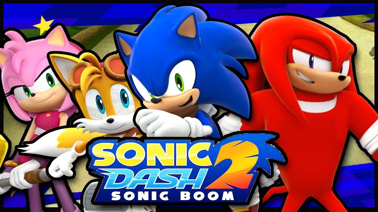 Sonic Dash Spiele