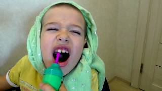 Дети играют в доктора стоматолога / Игра в доктора /  про доктора детям/ доктор видео приколы