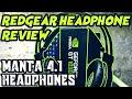 Redgear headphone / redgear gaming set manta 4.1 / redgear headphones review👍👍