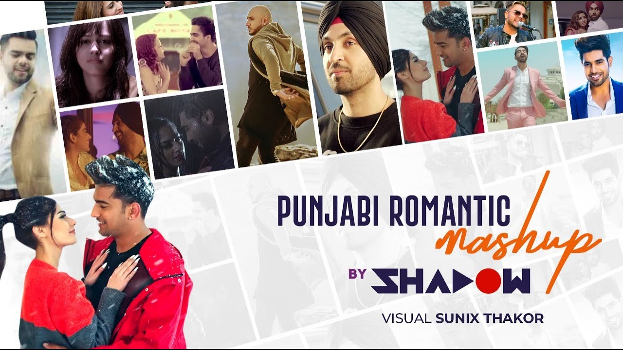 Punjabi Romantic Mashup 2019 | DJ Shadow Dubai | Biggest Love Songs |