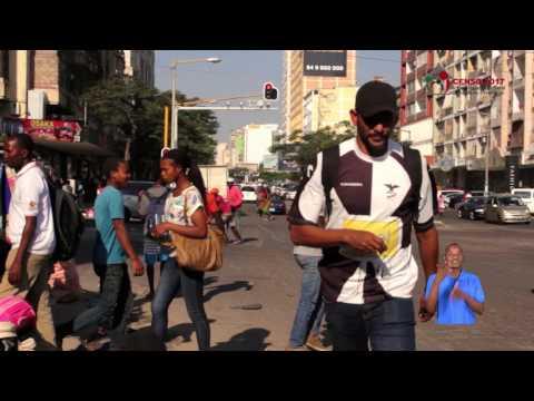 Vídeo do Censo de Moçambique 2017