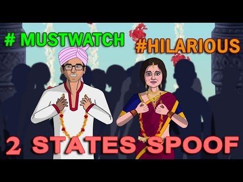 2 STATES SPOOF || SHUDH DESI ENDINGS