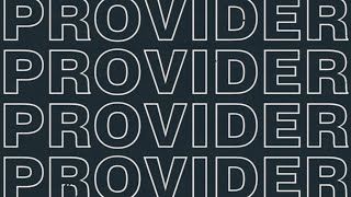 Cade Thompson - Provider (Official Lyric Video)