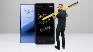 The Truth About the Samsung Galaxy Note 9: One Month Later