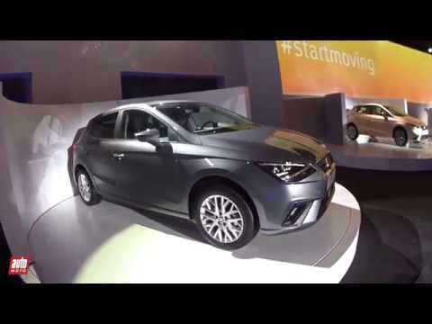 nouvelle seat ibiza 2017 la pr sentation et les. Black Bedroom Furniture Sets. Home Design Ideas