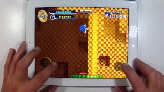 Sonic The Hedgehog 4 Episode 1 für iPad Full HD
