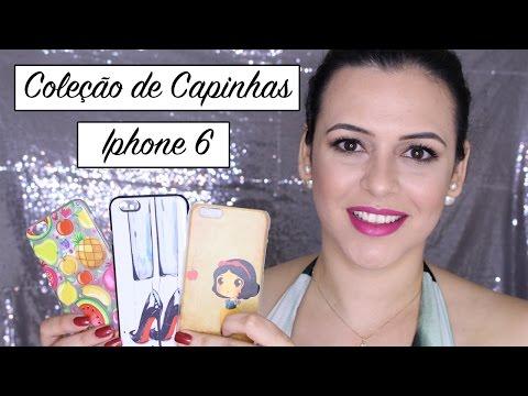Minhas Capinhas de Celular Baratinhas - Iphone 6
