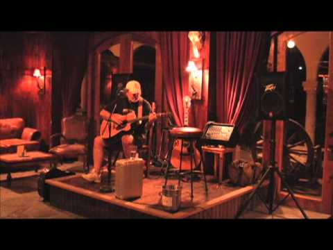 Pat O'Bryan live at the Thirsty Goat Saloon 2
