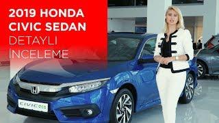 Yeni Honda Civic Sedan 2019 | İnceleme | İnovasyon, ileri mühendislik ve sürüş heyecanı!