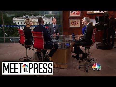 Full Panel: Trump Reverses Decision To Hold G7 At Doral | Meet The Press | NBC News