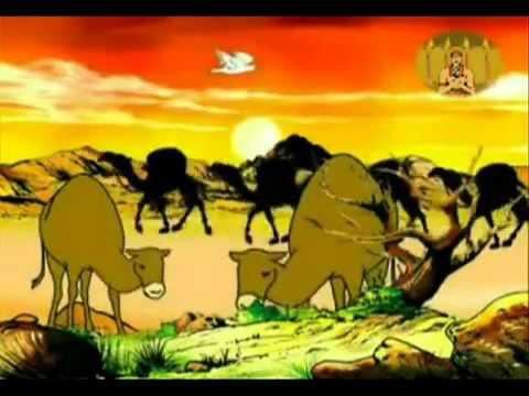 9isat sayodona ayoob 3alayhi salam