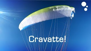 Paraglider Control: Fix That Cravatte!
