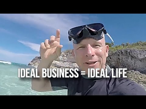 Greatness Quest 243: Ideal Business = Ideal Life (Bahamas Edition)