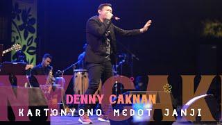 DENNY CAKNAN - KARTONYONO MEDOT JANJI, LIVE AT MERAPI NIGHT FESTIVAL