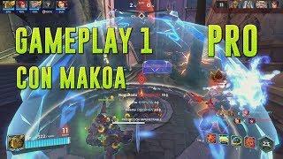 PALADINS | GAMEPLAY 1 - MAKOA | IZI VICTORIA