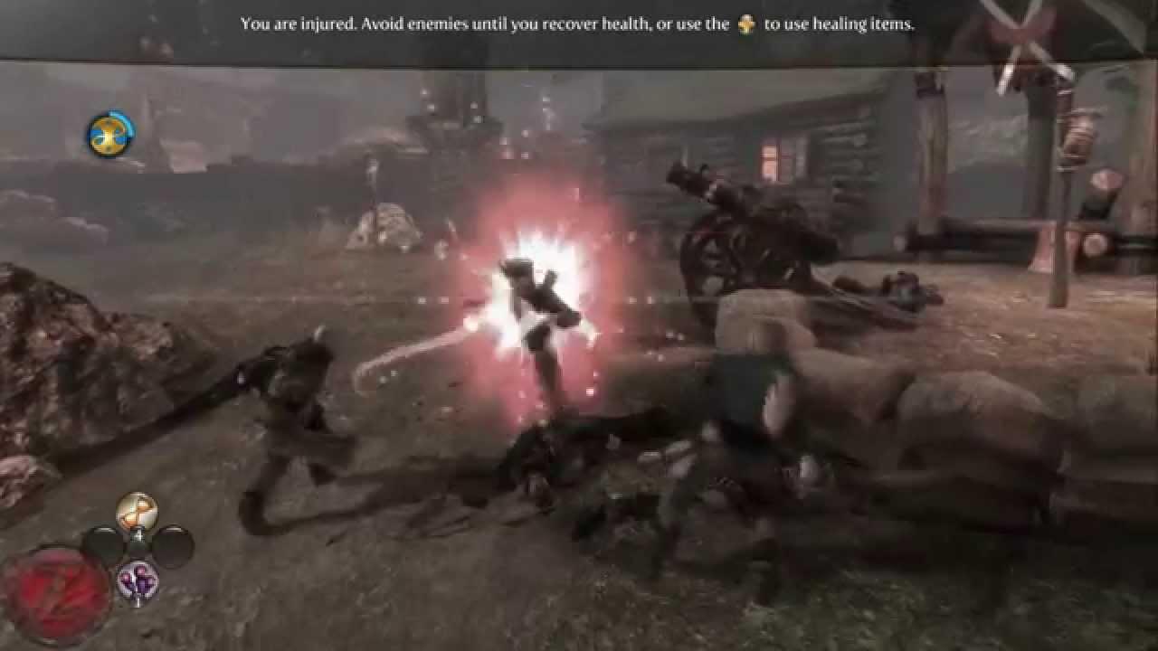 Fable III PC Gameplay *HD* 1080P Max Settings - YouTube