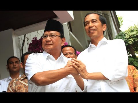 Pilpres 2019, Rematch Jokowi Vs Prabowo?