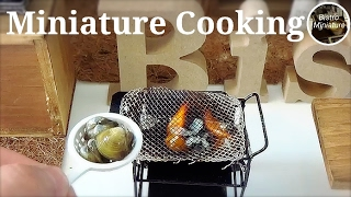 【MINIATURE COOKING SHOW】 Tasty edible miniature recipe! Today's r...